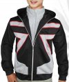 Jaket Fleece HUC119